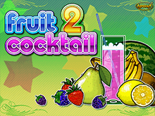 Fruit Cocktail 2 в казино Вулкан 24