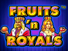 Fruits And Royals в Вулкан Делюкс