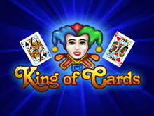 King Of Cards от казино Вулкан 24