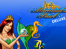 Mermaid's Pearl Deluxe в Вулкан Делюкс