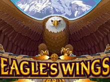 Игра на зеркале казино Вулкан в слот Eagles Wings