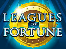 На веб-сайте Вулкан Платинум Leagues Of Fortune с бонусами