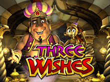 Запускайте слот Three Wishes в казино Вулкан